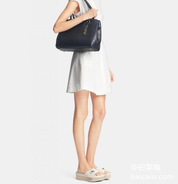 COACH 蔻驰 女士蛇纹真皮斜挎包 9.99 到手¥1775